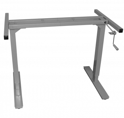manual-crank-adjustable-height-desk-frame