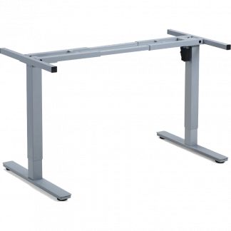 Single Motor adjustable height desk frame