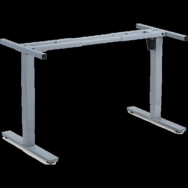 Single Motor adjustable height desk frame