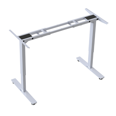 Sit / Stand Desk, Adjustable height desk frame