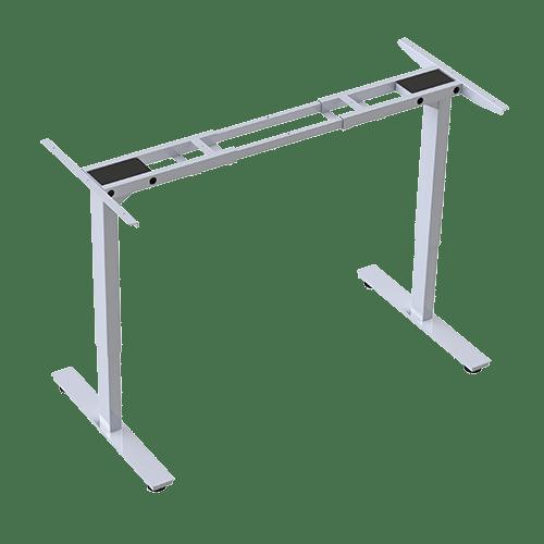 Sit / Stand Desk, Adjustable height desk frame