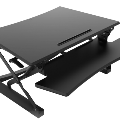 The Plus - Desktop Sit Stand Workstation