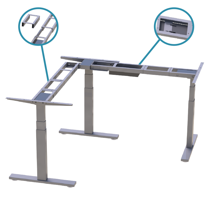VFlex Adjustable Frame