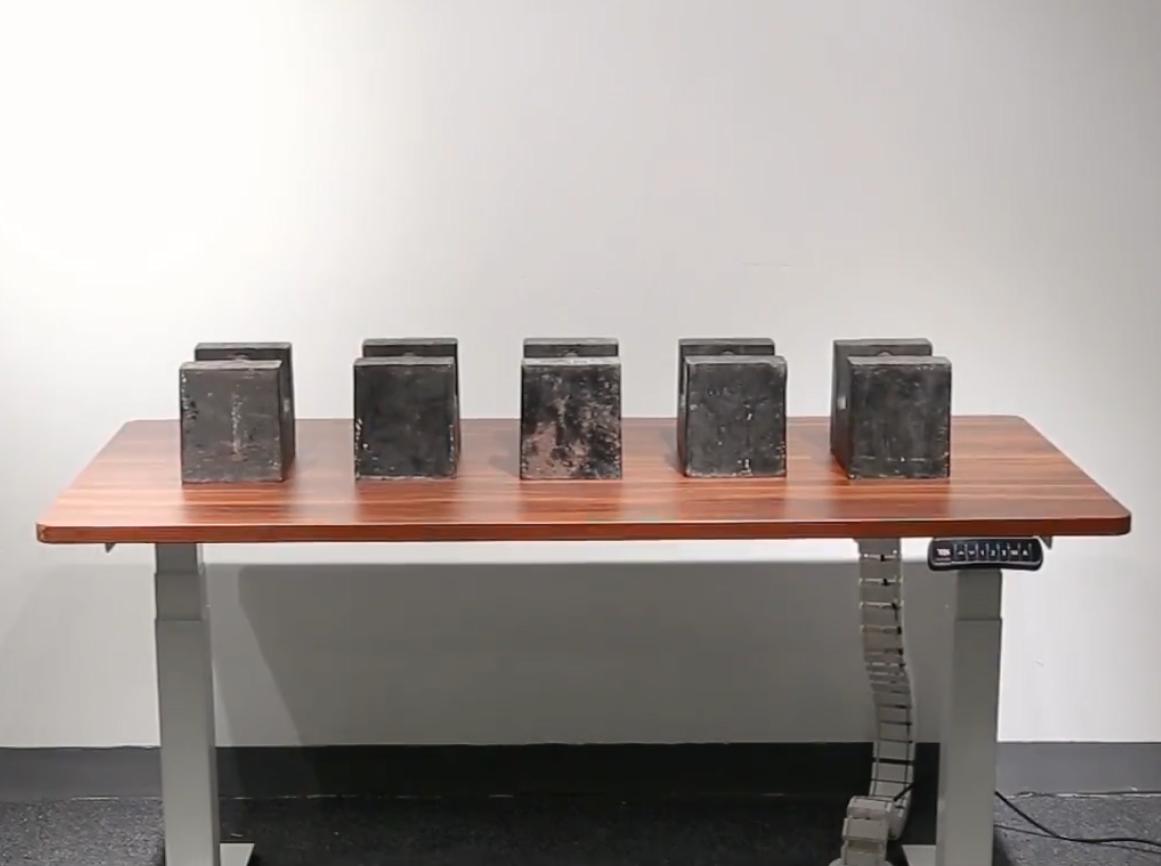 Vantage Stand Desk Weight Capacity