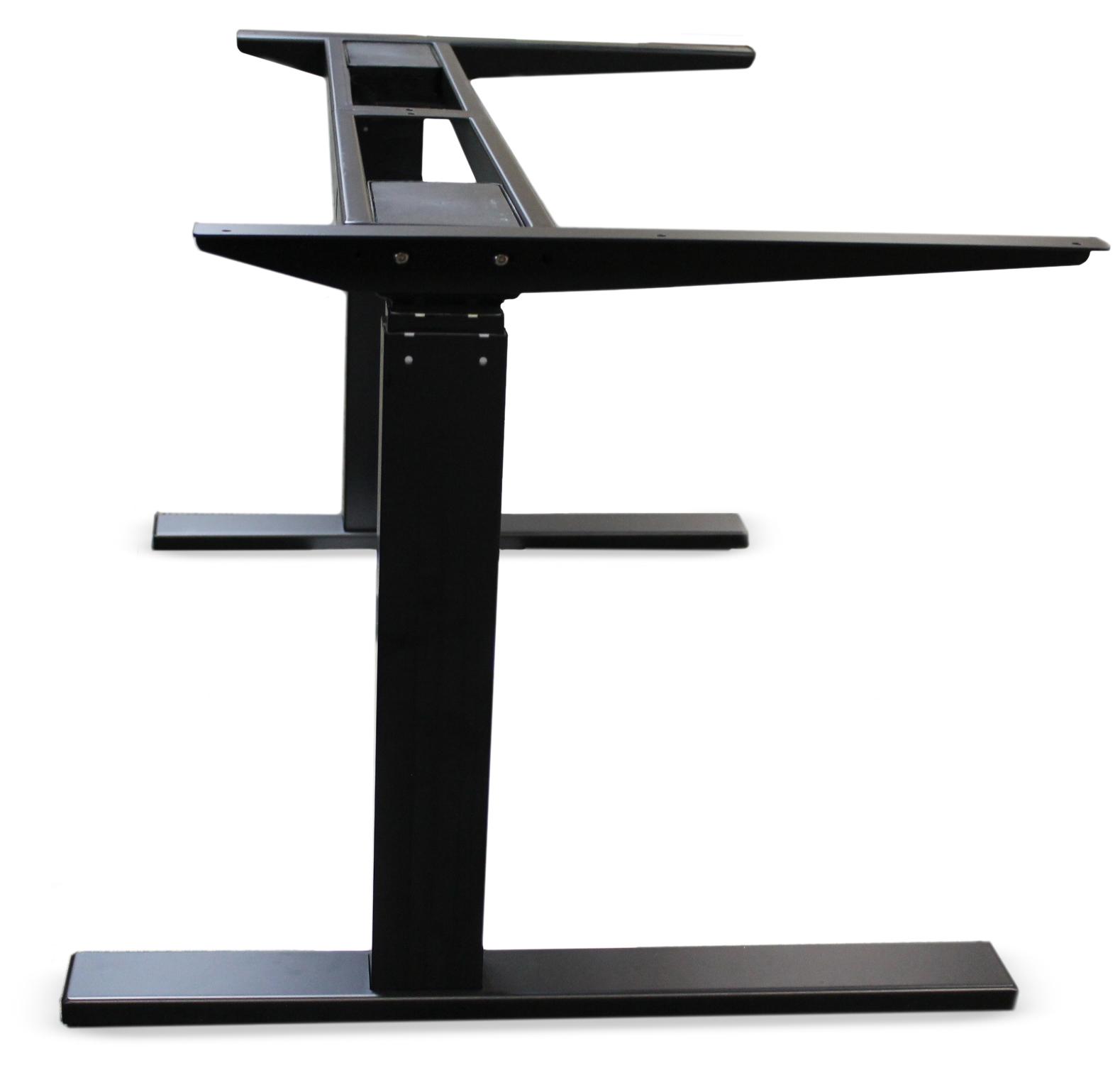 EMPIRE C-Frame Standing Desk Side Profile