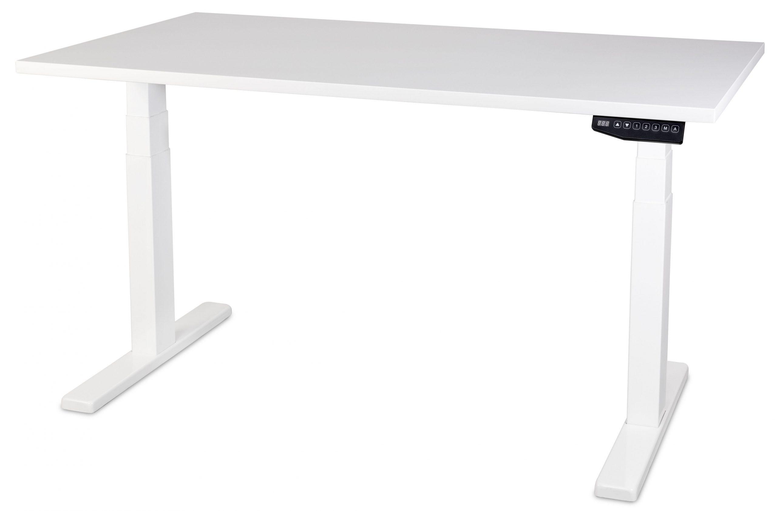 Vantage - White with White Desktop